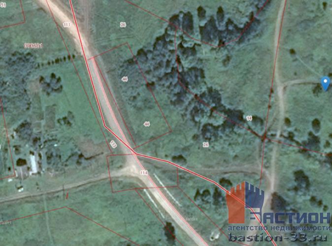 Купить земельный участок 25 сот во Владимирской области в селе Большепетровском